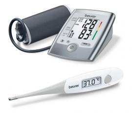 Beurer Medical Combo ( Blood Pressure Monitor BM35 + Thermometer FT 13 )