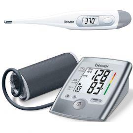 Beurer Medical Combo ( Blood Pressure Monitor BM35 + Digital Thermometer FT09 )