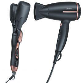 Beurer Combo of Hair Dryer HC25 + Multifunction Styler HT60
