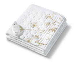 Beurer UB 33 Fleece Standard Blanket, white